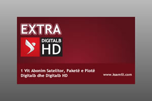 Digitalb HD 12 Muaj